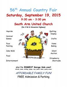 South Arm Country Fair